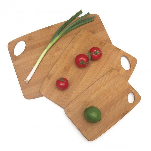Bamboo Cutting and Serving Boards
