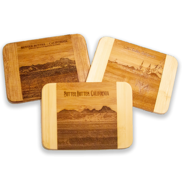 Sutter Buttes Boards & Treasures