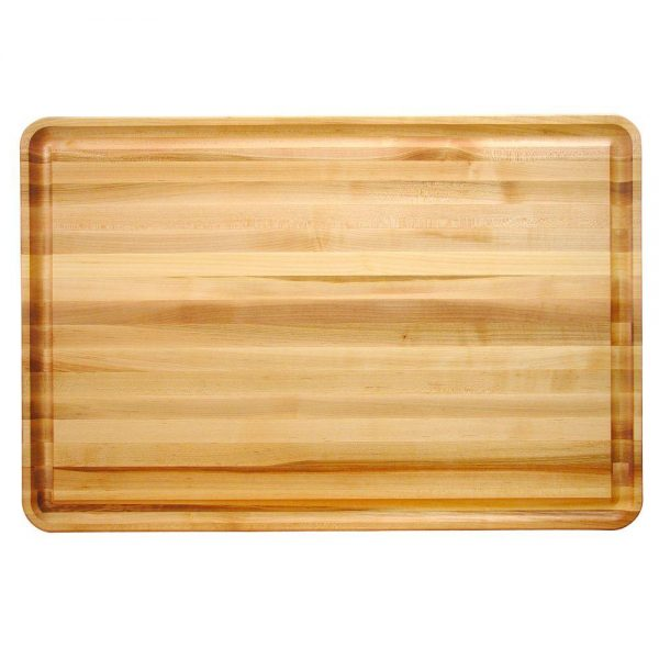 Utility Hardwood Cutting and Serving Boards