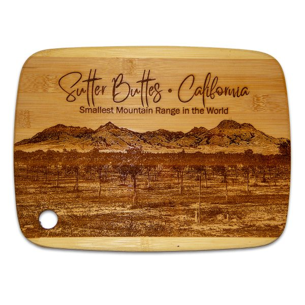 Sutter Buttes Cutting Boards